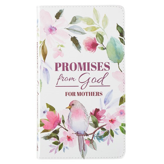 Promises from God for Mothers (Imitation Leather)