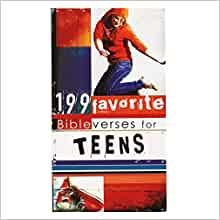 199 Favorite Bible Verses for Teens (Paperback)