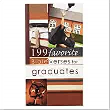 199 Favorite Bible Verses for Graduates (Paperback)