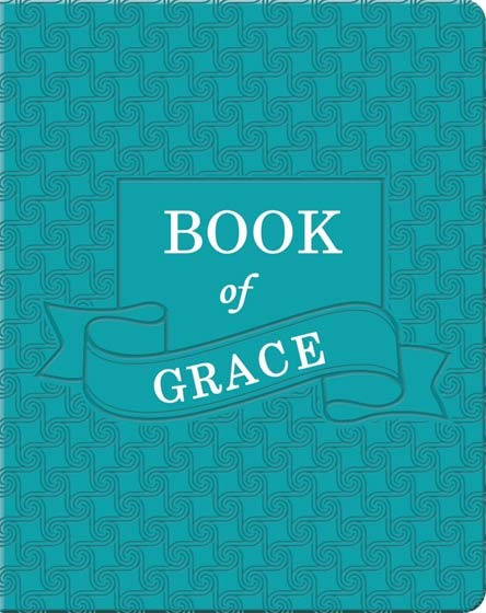 Book of Grace (Imitation Leather)