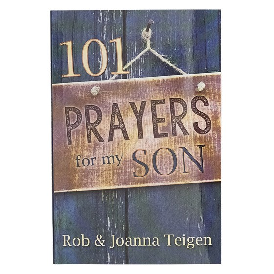 101 Prayers for My Son (Paperback)