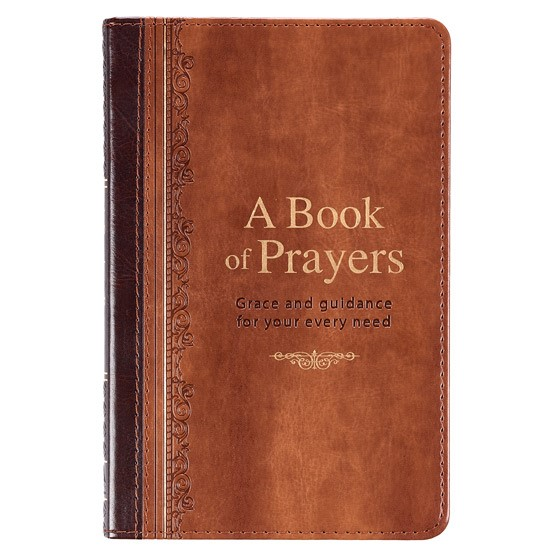 Book of Prayers, A (Imitation Leather)