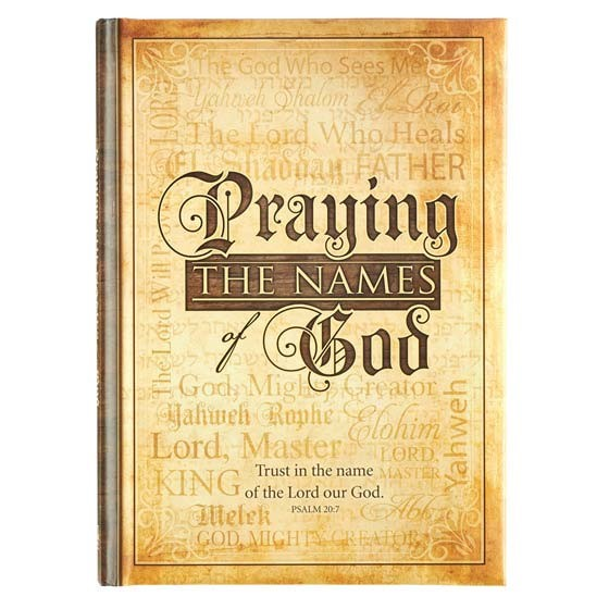 Praying the Names of God (Hard Cover)