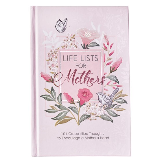 Life Lists for Mothers (Hard Cover)