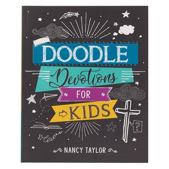 Doodle Devotions for Kids (Paperback)