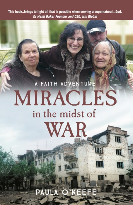 Miracles in the Midst of War (Paperback)