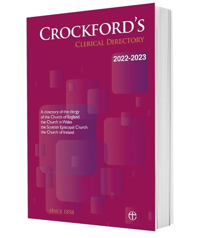 Crockford's Clerical Directory 2022-23 (Paperback)