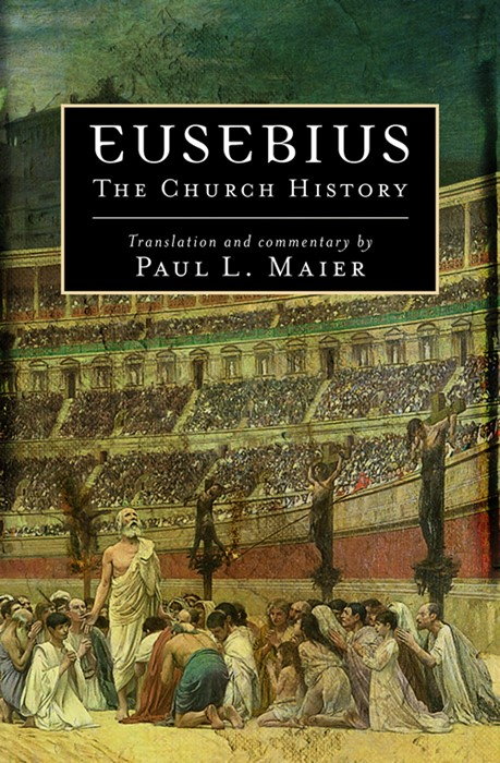 Eusebius: The Church History (Paperback)