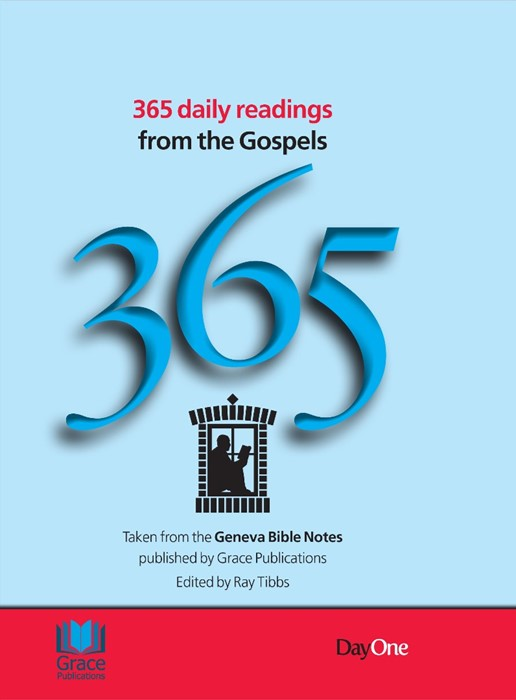 365 Daily Readings from the Gospels (Paperback)