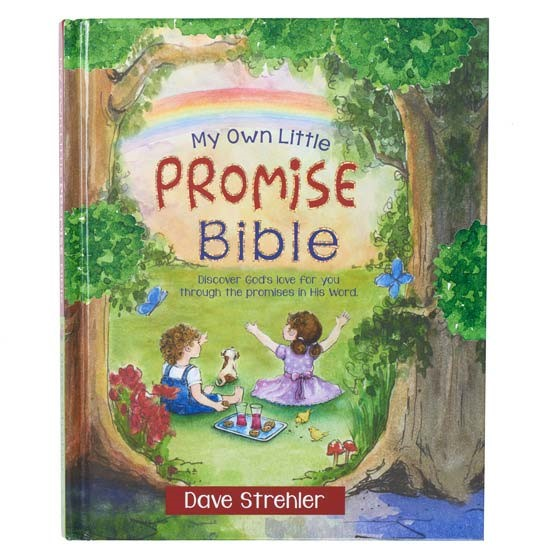 My Own Little Promise Bible (Hard Cover)