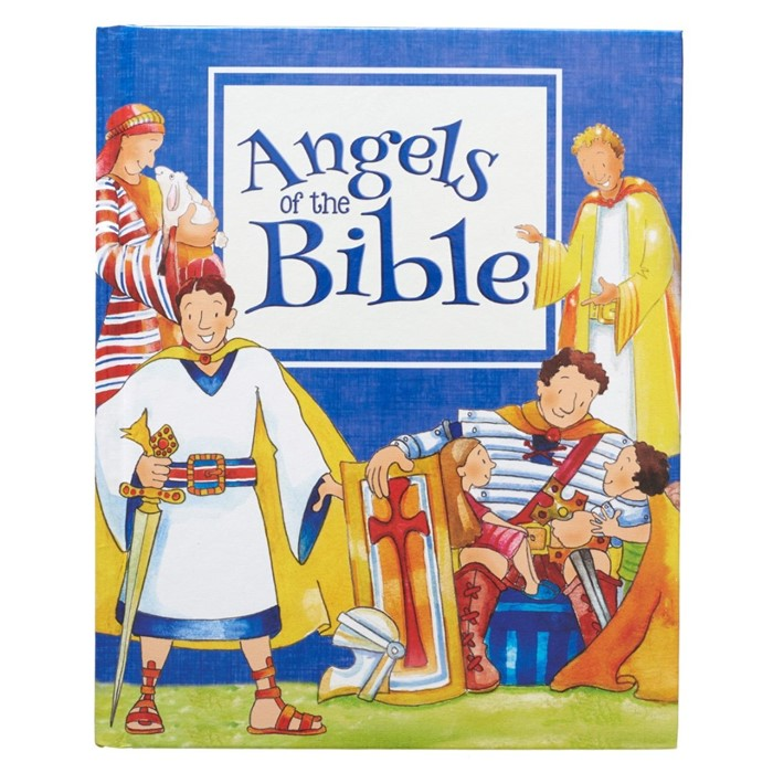 Angels of the Bible (Hard Cover)