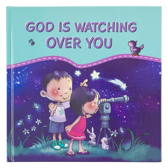 God is Watching Over You (Hard Cover)