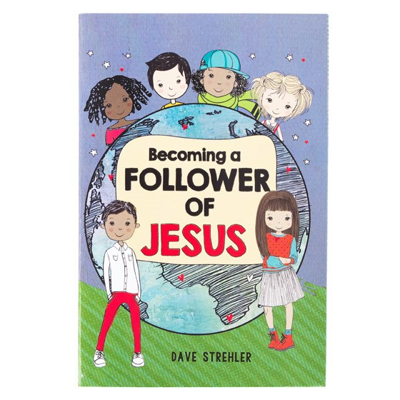 Becoming a Follower of Jesus (Paperback)