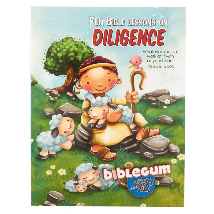 Fun Bible Lessons on Diligence (Paperback)