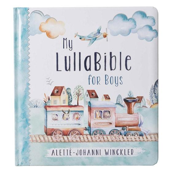My LullaBible for Boys (Board Book)