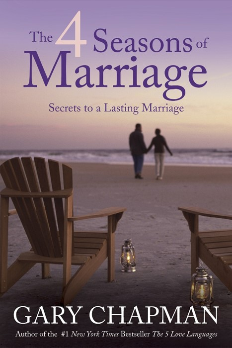 The 4 Seasons Of Marriage (Paperback)