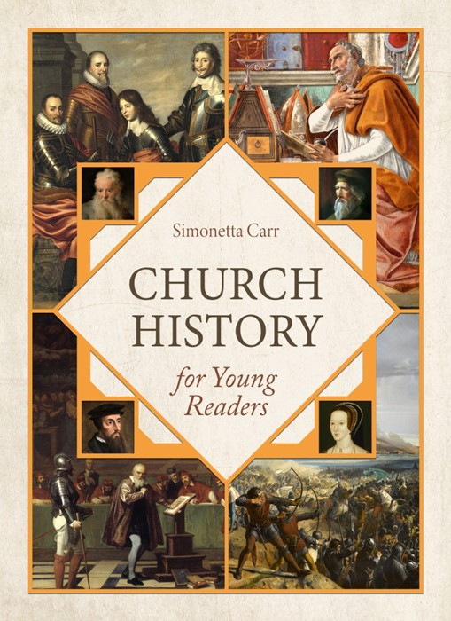 Church History for Young Readers (Hard Cover)