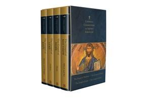 Four Gospels Deluxe Boxed Set (Hard Cover)