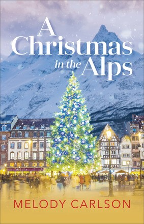 Christmas in the Alps, A (Hard Cover)