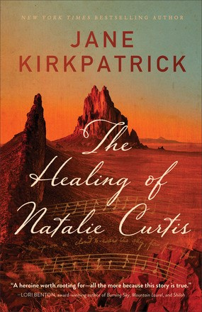 The Healing of Natalie Curtis (Paperback)