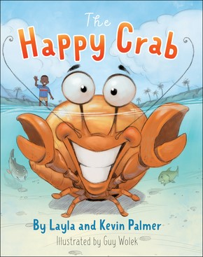 The Happy Crab (Hard Cover)