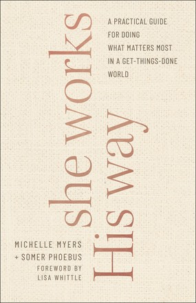 She Works His Way (Paperback)