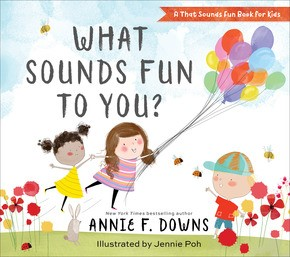 What Sounds Fun to You? (Hard Cover)