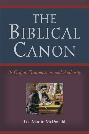 The Biblical Canon (Paperback)