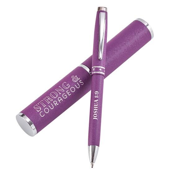 Strong & Courageous Pen (Pen)