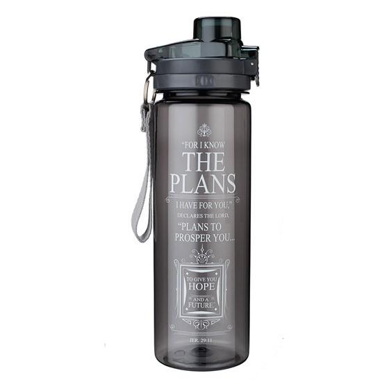 Jeremiah 29:11 Water Bottle (General Merchandise)