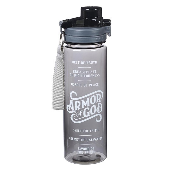 Armor of God Water Bottle (General Merchandise)