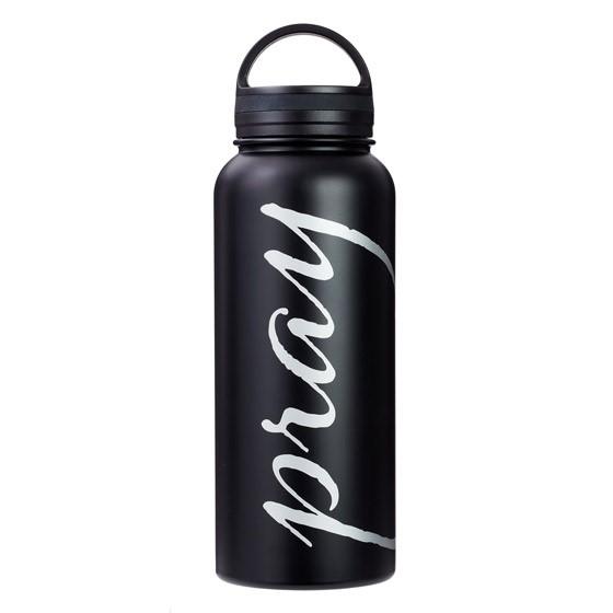 Pray Stainless Steel Water Bottle (General Merchandise)