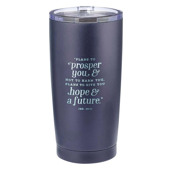 Hope and a Future Stainless Steel Mug (General Merchandise)