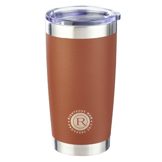Righteous Man Stainless Steel Mug (General Merchandise)