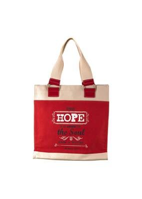 Retro Hope Canvas Tote Bag (General Merchandise)