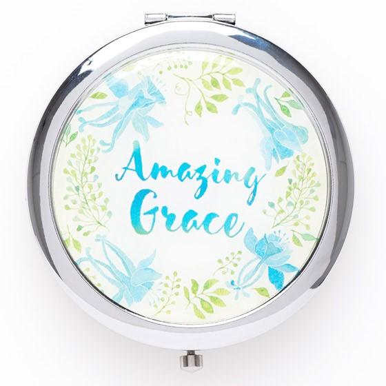 Amazing Grace Compact Mirror (General Merchandise)