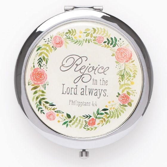 Rejoice Compact Mirror (General Merchandise)