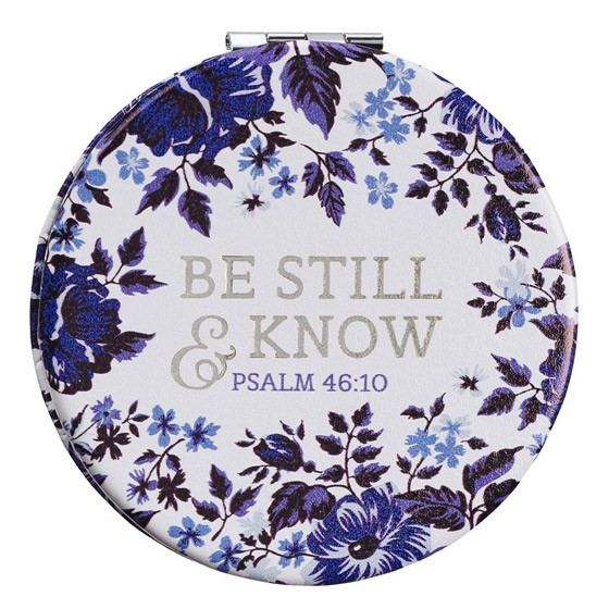 Be Still and Know Compact Mirror (General Merchandise)