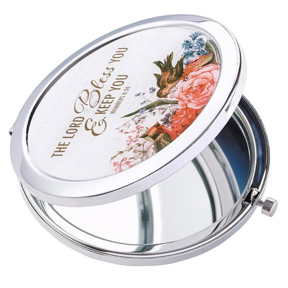 Lord Bless You Compact Mirror (General Merchandise)