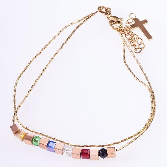 Salvation Double Strand Bracelet (General Merchandise)