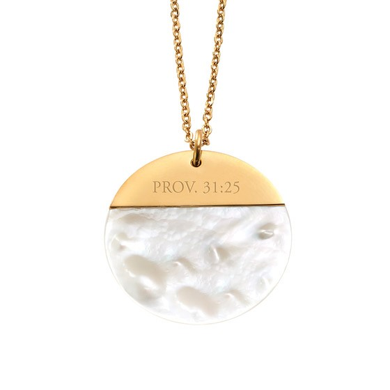 Mother of Pearl Necklace (General Merchandise)
