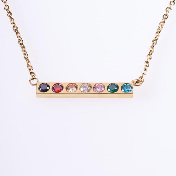 Salvation Bar Necklace (General Merchandise)