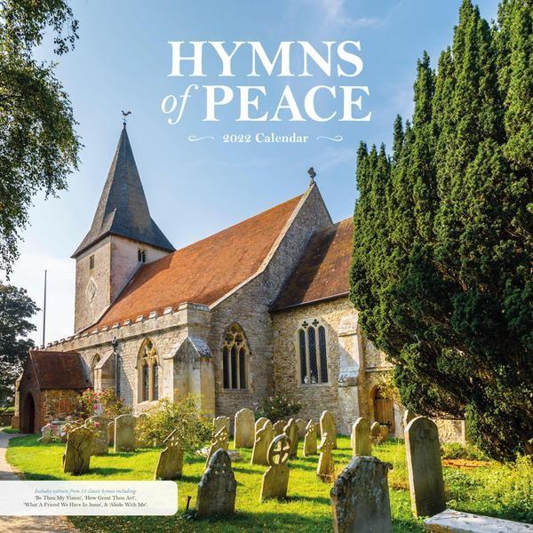 2022 Wall Calendar: Hymns of Peace (Calendar)