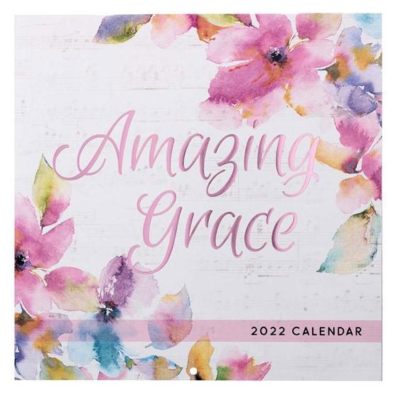 2022 Calendar: Amazing Grace (Calendar)