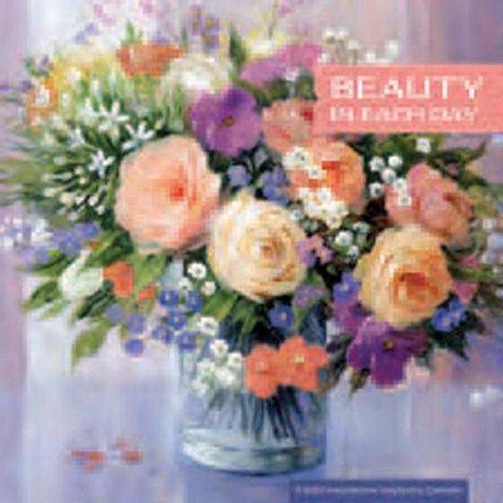 2022 Calendar: Beauty In Each Day (Calendar)
