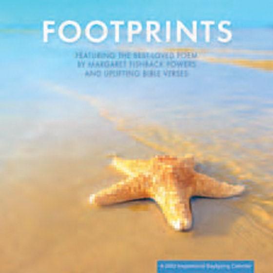 2022 Calendar: Footprints (Calendar)