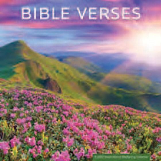 2022 Calendar: Bible Verses (Calendar)