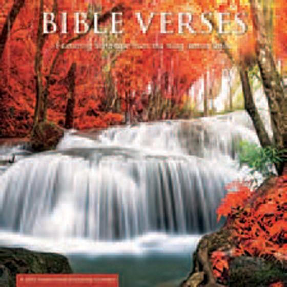 2022 Calendar: Bible Verses KJV Only (Calendar)