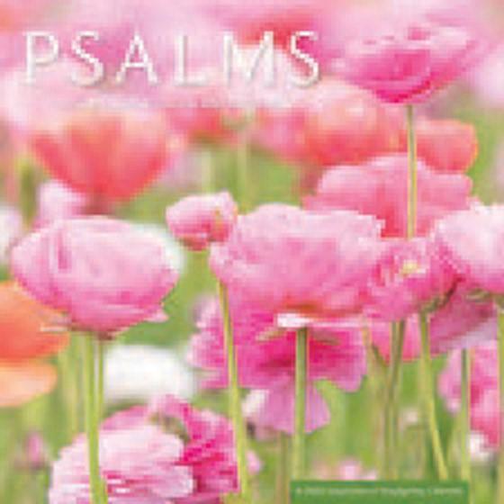 2022 Calendar: Psalms KJV Only (Calendar)