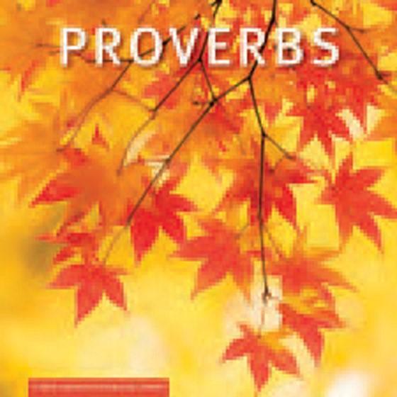 2022 Calendar: Proverbs (Calendar)